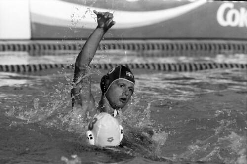 034 Waterpolo EM 1991 Athens