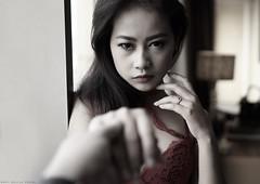 aku Padamu (AndriB3rd) Tags: people girl home asian