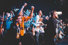 Crowd Goes Nuts (Tim Bright) Tags: rlcswc rocket league rlcs psg esports nrg g2 mockit gale force chiefs rl event photography cloud9 c9 cloud 9 season 4 lan mgm national harbor theater teal orange