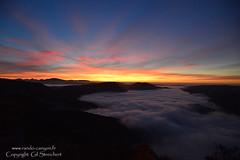 Au petit matin (gil streichert) Tags: gorges du verdon alpes haute provence nuages