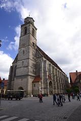 GER2015_0352 (wallacefsk) Tags: germany bavaria dinkelsbuhl church 德國 dinkelsbühl