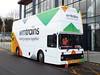 H136GVM (47604) Tags: h136gvm publicity west midlands trains bus northampton
