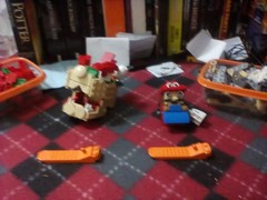 WIPPIES! & WARGHS! (Mr Lego Customs) Tags: lego nintendo mario bowser