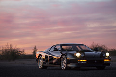 1991 Ferrari Testarossa (Desert-Motors Automotive Photography) Tags: ferrari testarossa