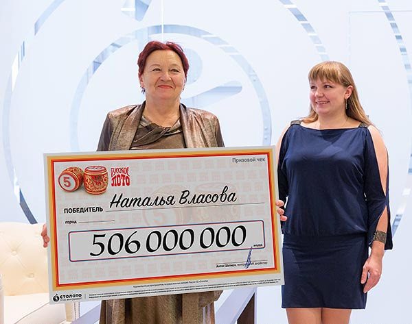 Выигравшая полмиллиарда руб. пенсионерка жаловалась наугрозы