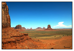 Monument Valley.  Navajo Tribal Park (Carme Baraut) Tags: arizona eua