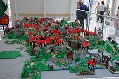 BB17_Burgiii (Zeï'Cygaïn) Tags: lego classic castle puzzling scapes pcs brickingbavaria 2017 side