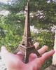 #torreeiffel #eiffel #paris (soraiaalvess12) Tags: eiffel torreeiffel paris