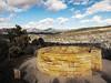 Memorial Kiva at Ft. Lewis2 (maryannenelson) Tags: colorado durango landscape clouds memorial kiva ftlewiscollegerim