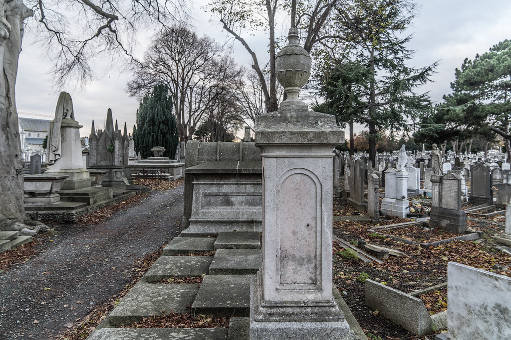 MOUNT JEROME CEMETERY IS AN INTERESTING PLACE TO VISIT [IT CLOSES AT 4PM]-134325