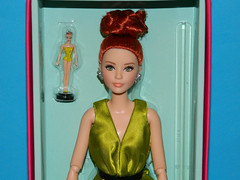 Convention Couture Barbie doll - RFDC (2017) - close up (Nexira) Tags: convention couture barbie doll rfdc 2017