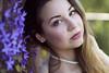 Nicoletta IMG_1393 RS (Swebbatron) Tags: portrait fashion canon 1100d beautiful girl uk radlab gettotallyrad 50mm female purpleport model headshot nicolettavienne bristol flowers cabottower