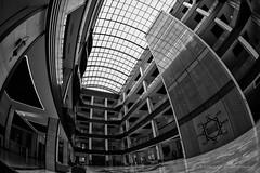 Atrium (`ARroWCoLT) Tags: istanbul white mall avm sohbet people blackwhite bw art insan human arrowcolt monochrome bnwpeople bnw bnwstreet ishootpeople brandium ultrawide blackandwhite perspective shopping shoppingcenter roof sky atrium architecture fisheye balıkgözü nx300 10mm