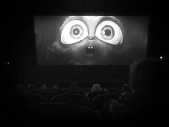 Day 77 : Screen 2 (Mr. Jackpots) Tags: bigeyes cartoon cineworld screen cinema