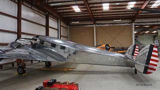 Lockheed 12A Electra n° 1257 ~ N93R