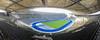 Olympiastadion Berlin (An Italian Girl at Heart) Tags: olympiastadionberlin olympiastadion olympicstadium berlin germany sport stadium track europe iphone iphonepanoramic panoramic iphone6 foorball olympics history architecture