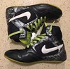 Nike Greco supreme wrestling shoes Sz 7 (feelmyrathbun) Tags: tags og rare kolat teals nike asics adidas rulon