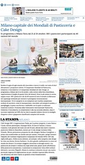 """Milano capitale dei Mondiali di Pasticceria e Cake Design • <a style=""""font-size:0.8em;"""" href=""""http://www.flickr.com/photos/93901612@N06/38188985615/"""" target=""""_blank"""">View on Flickr</a>"""
