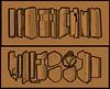 WM Gauntlet Parts Layout (thorssoli) Tags: warmachine lcolrhodes armor prop costume replica ironman2 ironman carvewright