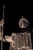 Minerva (Aka_Jandrus) Tags: estatua estatue minerva diosa madrid bronce statue alta noche españa negro invierno frio dark tele zoom luz light retrato portrait