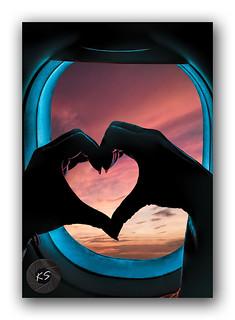 Love is in the air...L'amour est dans l'air!