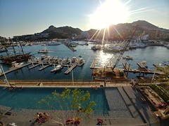 Effective Wide-Angle. (thnewblack) Tags: lg g6 android smartphone 13mp f24 wideangle outdoors cabosanlucas loscabos mexico marina travel hdr cameraphone