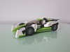LEGO Ideas Electric Racer (sebeus) Tags: lego racer electric performance edition lime green speed champions ideas