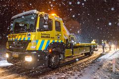 10122017-9687 (Sander Smit / Smit Fotografie) Tags: stadsweg appingedam gladheid sneeuw ongeluk sloot winterweer winter