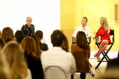 Sharon Stone, Melanie Griffith, Crystal Lourd