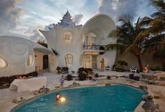 The Shell House by ryan schude - Isla Mujeres, Mexico