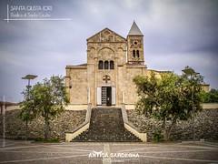 Basilica di Santa Giusta (anticasardinia.blogspot.com) Tags: chiesa basilica chiesedisardegna santagiusta oristano anticasardegna romanico ilromanicoinsardegna architettura