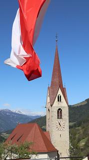 Kirche Lüsen