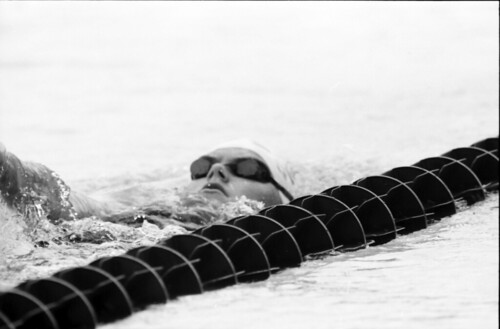 291 Swimming EM 1991 Athens
