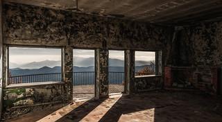 Panorama abbandonato