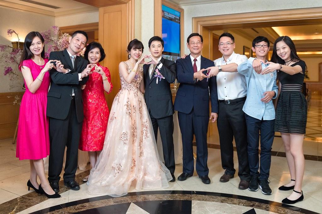 【婚攝】世忠 & 育嘉 / 台北西華飯店