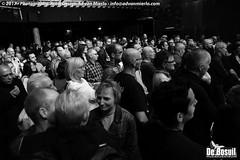 2017 Bosuil-Het publiek tijdens het optreden van Popa Chubby 13-ZW