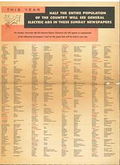 GE 1959 sales flyer p5 (JeffCarter629) Tags: generalelectricchristmas gechristmaslights gechristmas ge generalelectric generalelectricchristmaslights christmas christmaslights c6 c9 c7 1959