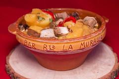 Restaurante La Muralla - Guiso de patatas con boletus
