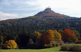 Hechingen, Hohenzollern castle