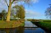 Nature Landscape (JaapCom) Tags: jaapcom landscape water trees bridge brug landed clouds reflection spiegeling dutchnetherlands natuur natural nikond5100