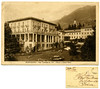 Roncegno. Palace e Grand Hotel. Montibeller, Roncegno (Ecomuseo Valsugana | Croxarie) Tags: roncegno roncegnoterme cartolina hotel hotelpalace grandhotel