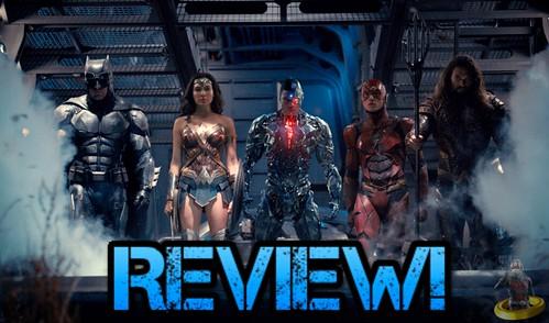 Justice League Review!