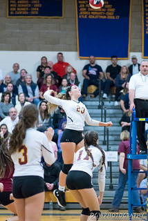 CIAC Class M Girls Volleyball Finals