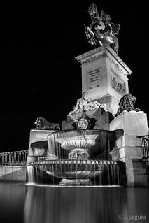 Monumento a FelipeIV, Plaza de Oriente (Madrid)