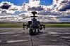 Boeing AH-64 Apache Helicopter, Duxford (hype57) Tags: nikon d90 duxford tamron aircraft airplane iwm helicopter attack apache boeing ah64 gunship