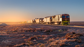 Outback Express, Woomera South Australia