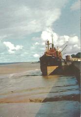 low tide at Windsor, Nova Scotia (912greens) Tags: ships tides lowtidenovascotia windsor