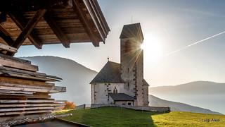Dolomiti - Val di Funes - St. Jakob