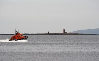 RNLI Troon Lifeboat RNLB Jim Moffat 14-38