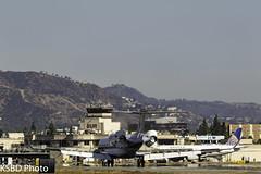 N22T G650ER (KSBD Photo) Tags: burbank california unitedstates us n22t g650er fanfriday